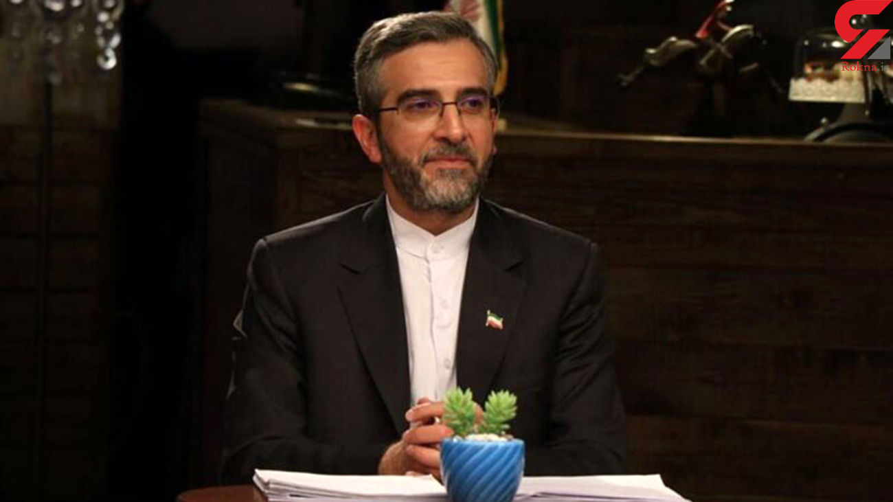 علی باقری جایگزین عراقچی در وزارت امور خارجه شد