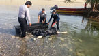 پیدا شدن جسد مرد گمشده گیلانی در رودخانه + عکس
