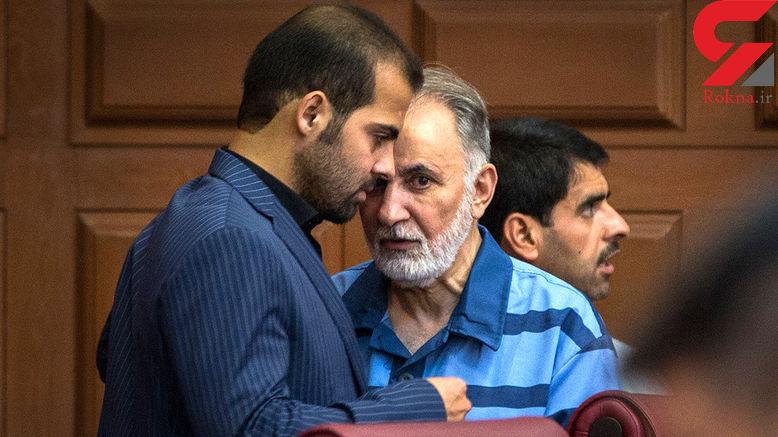 طناب دار نجفی در دست برادر میترا استاد است !+ جزییات آخرین جلسه دادگاه +عکس