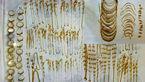 کشف طلای قاچاق توسط ماموران گمرک +عکس