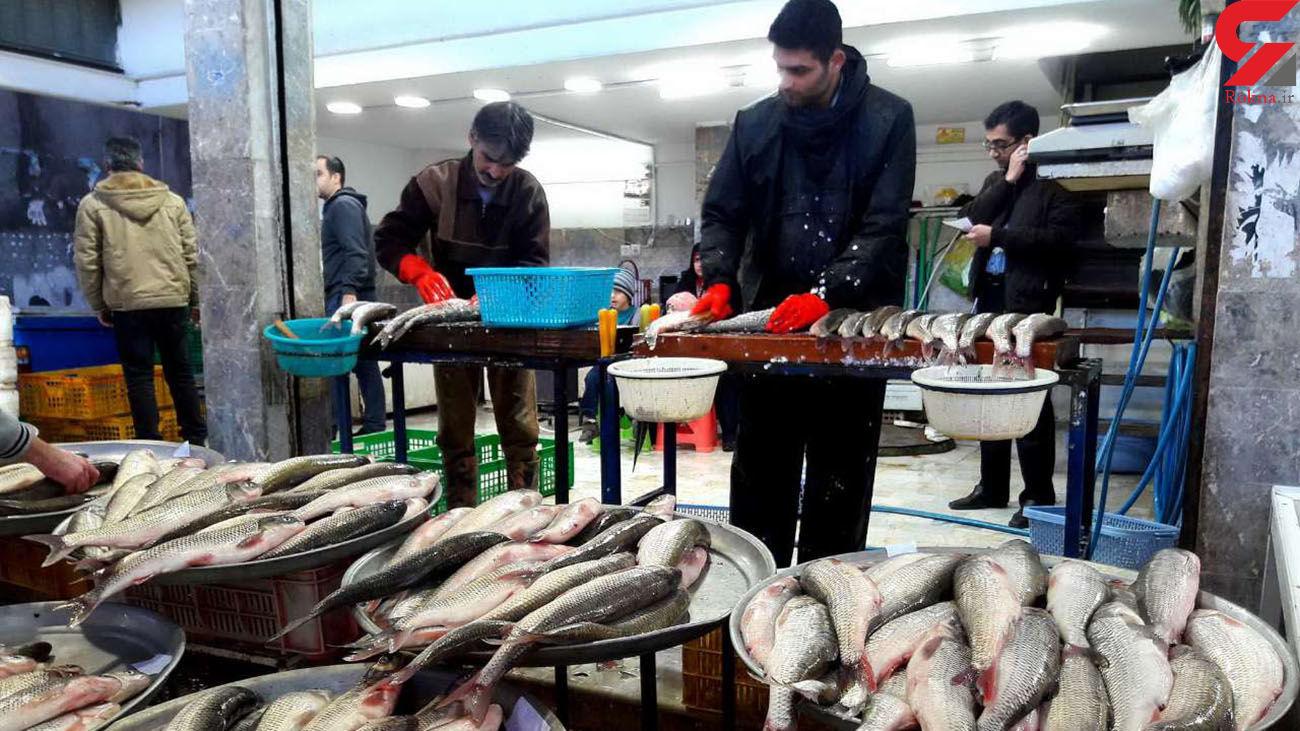 قیمت ماهی در بازار امروز پنجشنبه 24 مهر ماه 99 + جدول
