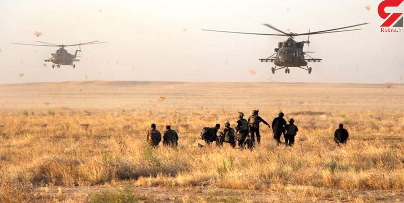 2  سرکرده داعش در فلوجه به دام افتادند