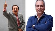 ماجرای اعتراض شدید بازیگران معروف به مهران مدیری+ فیلم