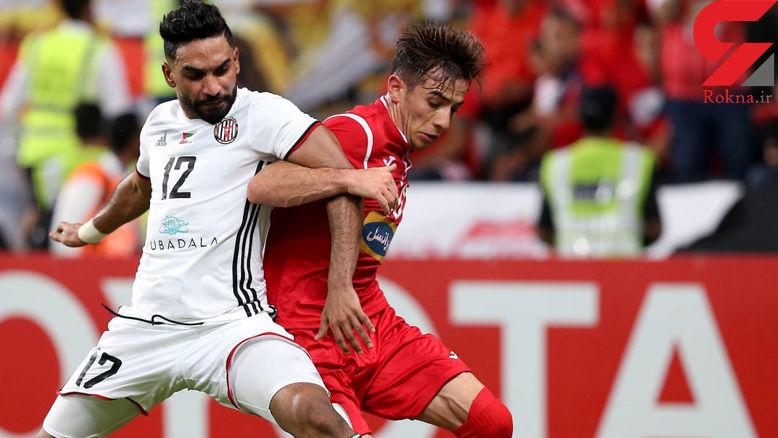 شب سخت تیم الجزایر امارات در ورزشگاه آزادی