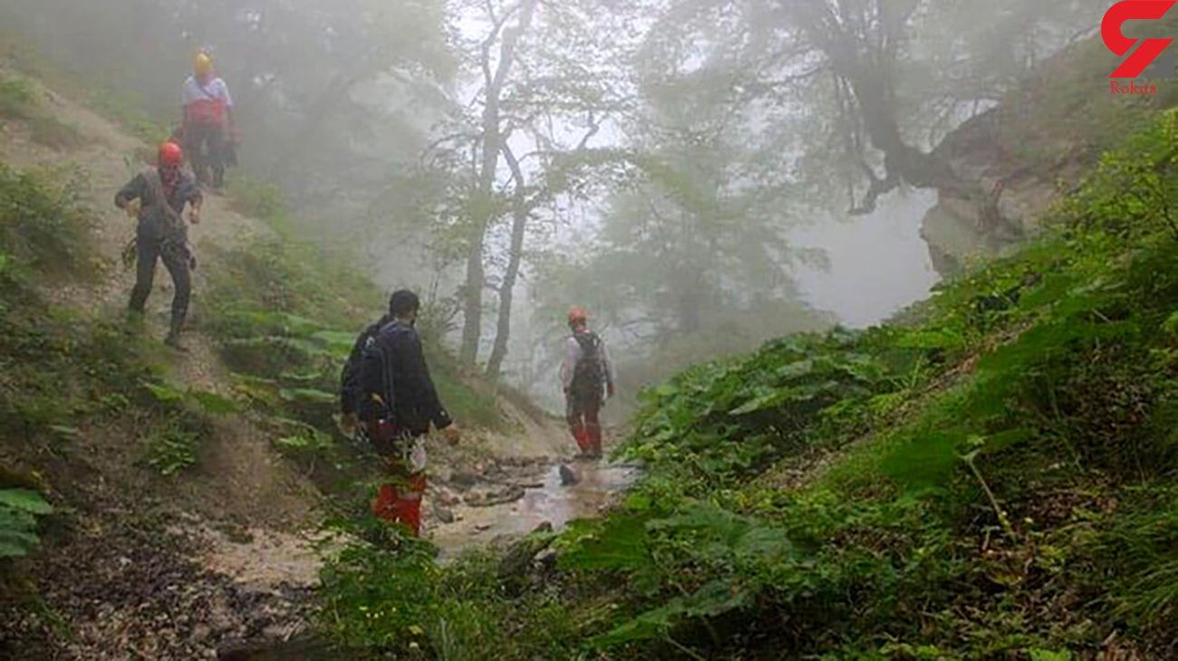 گمشدن پیرمرد 85 ساله در جنگل کبودوال + جزئیات