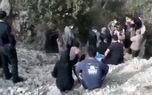 خودکشی جوان سرباز / فیلم تکاندهنده از دهلران