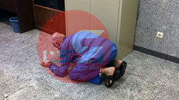 فیلم انتقال جنازه بابک خرمدین در چمدان توسط پدر و مادرش + جزییات قتل و عکس ها