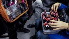 پروتز لب و سوراخ کردن گوش داخل متروی تهران! + عکس