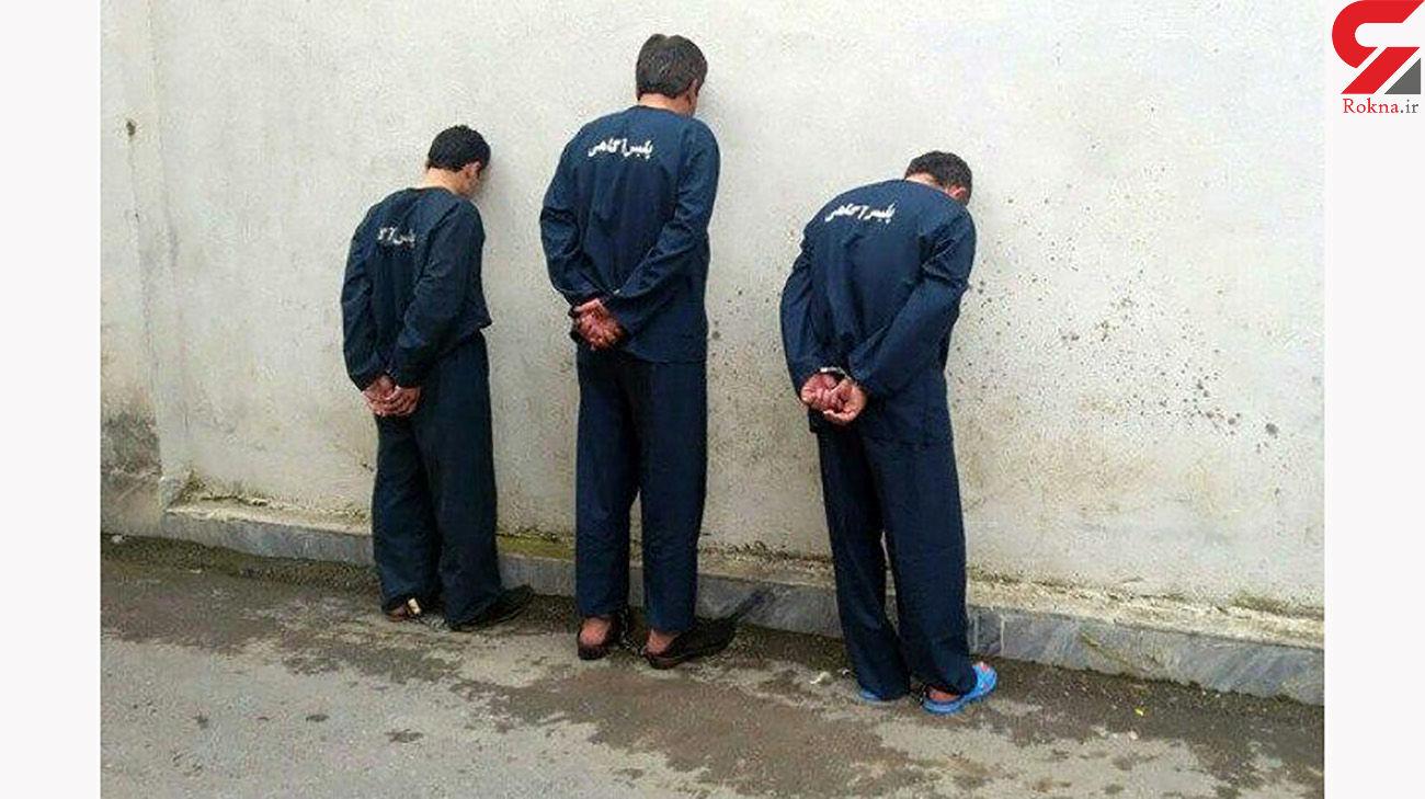 نقشه 6 مرد بی نوا برای 2 برادر پولدار تهرانی / آن ها با ماشین لاکچری مادرشان بودند + عکس