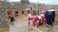 آبگرفتگی ۱۱ روستا در پی بارندگی بلوچستان؛ بیش از ۱۴۰ سیلزده امدادرسانی شدند
