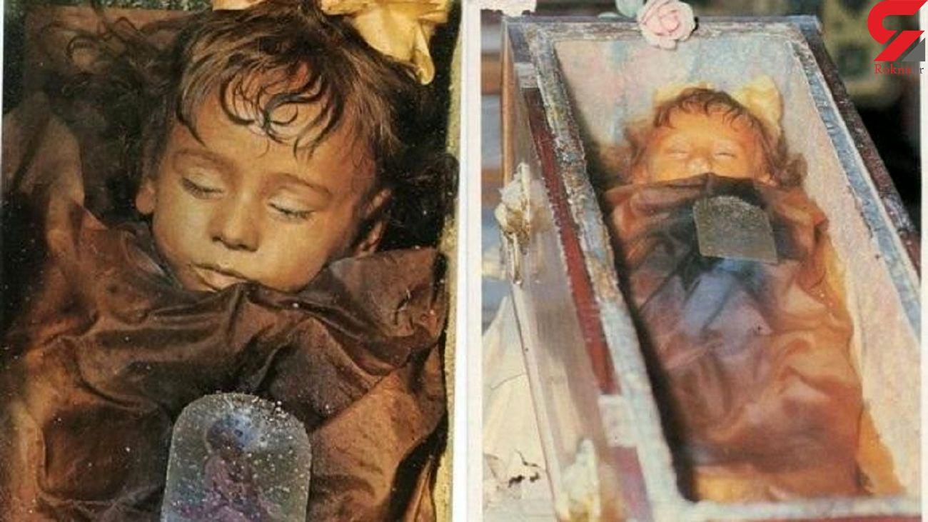 سرنوشت دردناک دختری که از یک قرن پیش در خواب است + عکس / ایتالیا