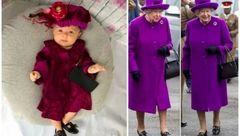 تصویر لو رفته از 3 ماهگی ملکه انگلیس+عکس