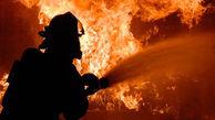 سوختگی 2 مرد و یک زن در خانه ویلایی در رشت