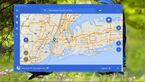 گردشی شگفت انگیز با گوگل مپ در فضا