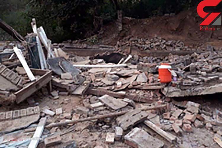 عکس های وحشتناک از زلزله در همسایگی ایران / 3 کودک پاکستانی در بین  کشته شدگان