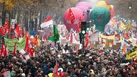 اعتصاب فرانسه وارد دومین روز شد