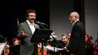 غوغای ارکستر ملی ایران با آوازخوانی علیرضا افتخاری/ جوانانی که سر از پا نمیشناختند