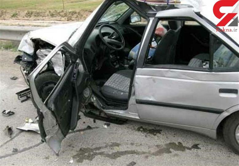 7 کشته و زخمی در تصادف محور فیروزآباد به الشتر