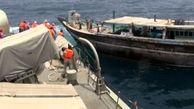 نیروی دریایی ارتش ایران گل کاشت