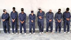 م.م  را می شناسید؟ / 7 پسر جوان برای شب های تاریک تهران از او دستور می گرفتند!+عکس