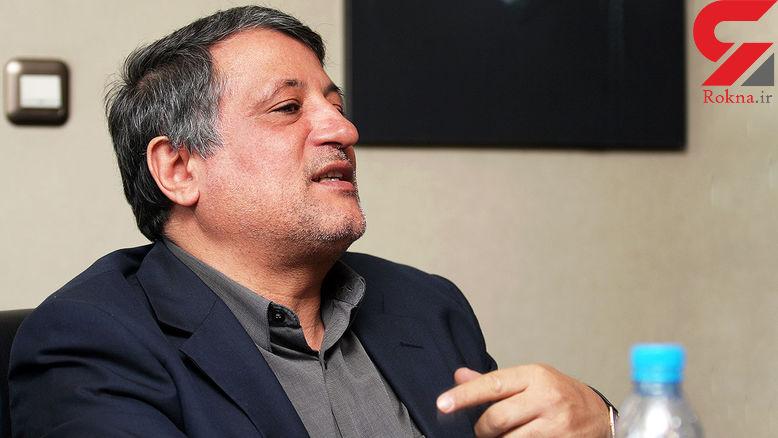 محسن هاشمی رفسنجانی رییس شورای شهر پنجم تهران شد