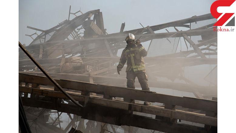 ساختمانهای مجاور پلاسکو تخریب می شوند / دستور ویژه دادستان برای نجات آتش نشانان