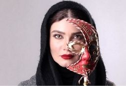 رفتار زننده دو مجری مرد با خانم بازیگر روی برنامه زنده شبکه تهران +فیلم