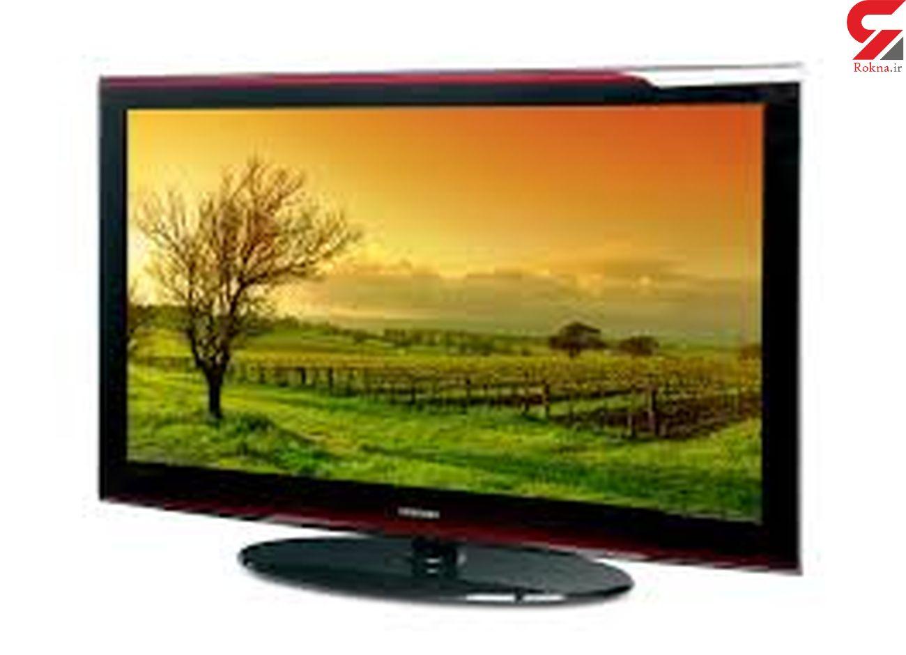 چگونه تلویزیون LCD را تمیز کنیم؟