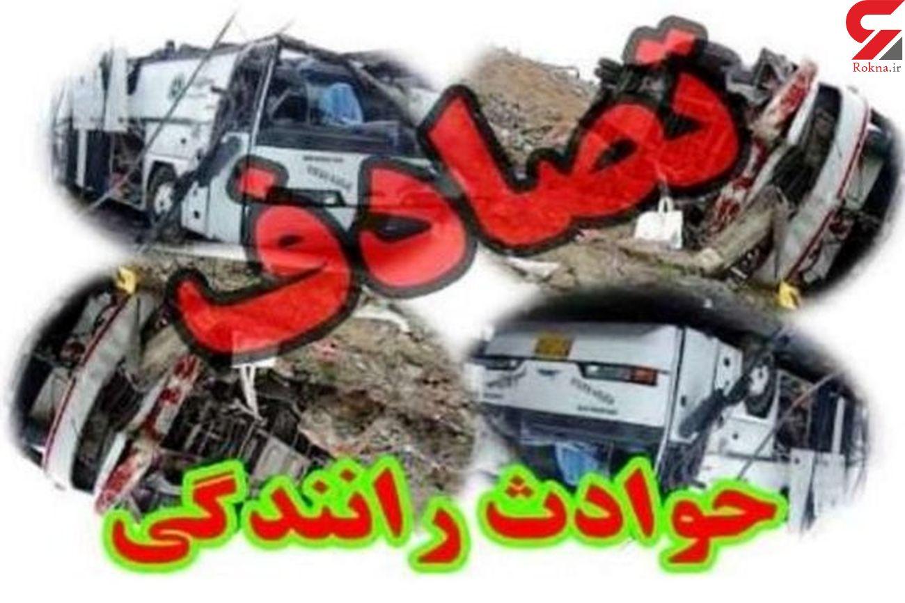 تصادفات درون شهری در زنجان 10 کشته برجا گذاشته است