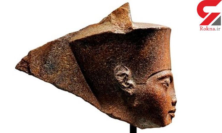 پلیس اینترپل در تعقیب خریدار فرعون / توت عنخ آمون کجاست ؟ + عکس