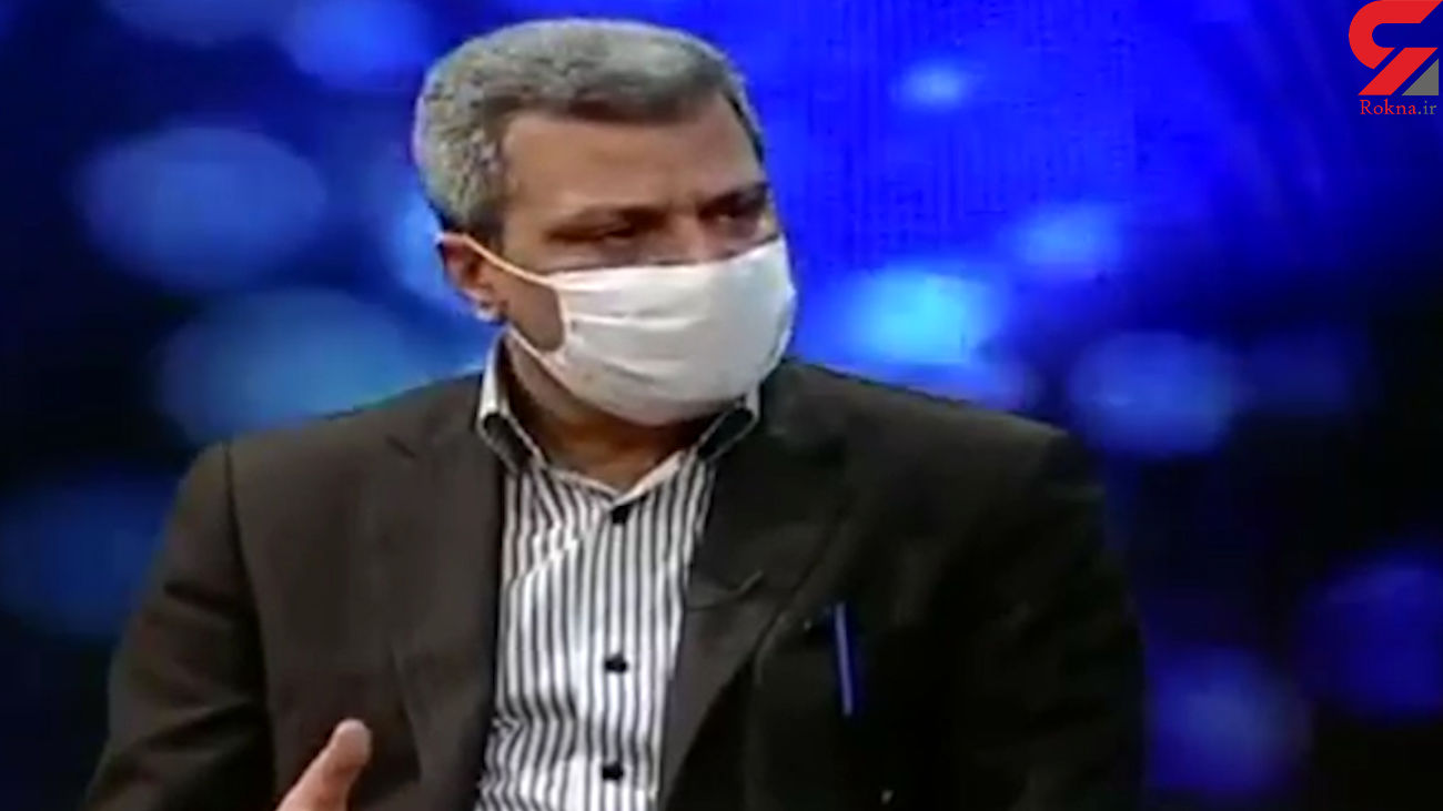شهردار آبادان در یک برنامه تلویزیونی : مردم دزدان را کتک بزنند + عکس و فیلم