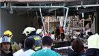 53 کشته و زخمی در پی انفجار در بیمارستانی در پایتخت شیلی+عکس