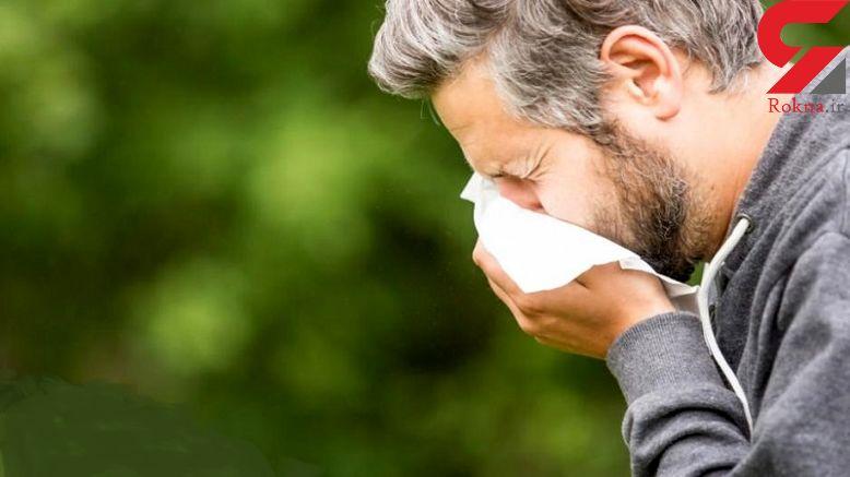 درمان آلرژی های فصلی با فرمول های خاص تغذیه ای