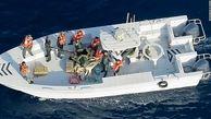 عکس های جدید با ادعای عجیب امریکایی ها در حادثه خلیج فارس