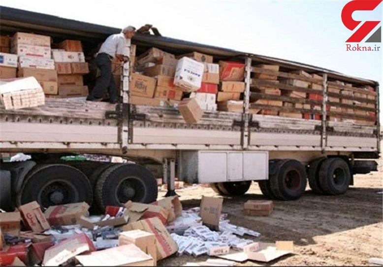 دولت موظف به کاهش ده درصدی قاچاق کالا شد