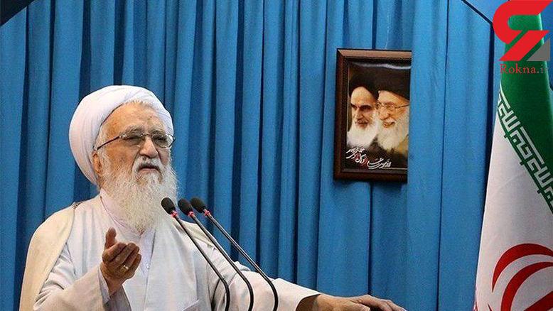 موحدی کرمانی خطیب نماز جمعه این هفته تهران