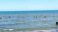 مرگ تلخ مهدی و عرفان در دریای کاسپین