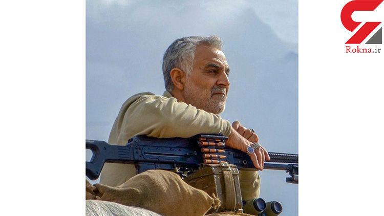 قاتل سردار سلیمانی در سقوط هواپیما در غزنی افغانستان کشته شد / او کیست؟