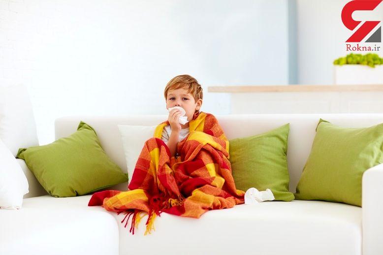 اهمیت ضدعفونی وسایل بعد از آنفولانزا