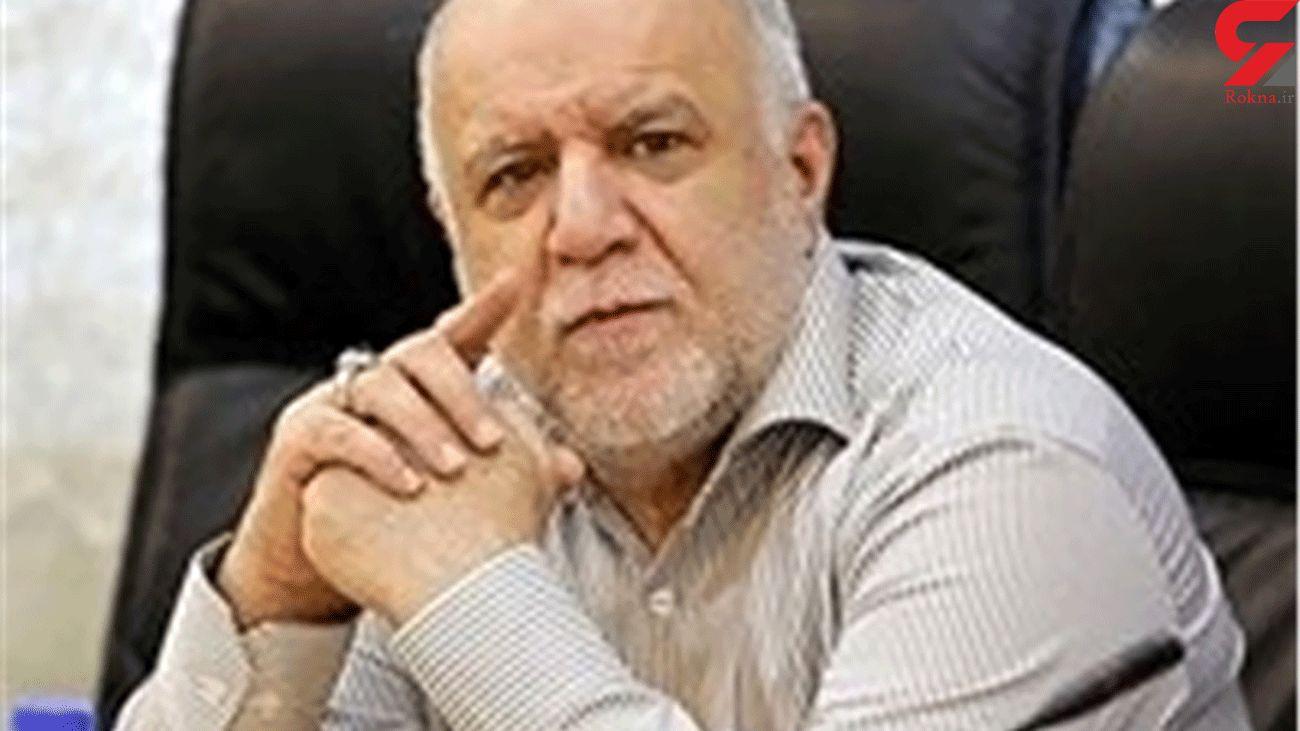 Iran Oil Minister Shrugs Off US Sanction on Him