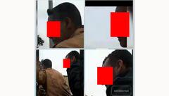 یک زن از اقدام 2 شیطان آبادان با زن داخل خودرو فیلمبرداری کرد+ این فیلم را ببینید