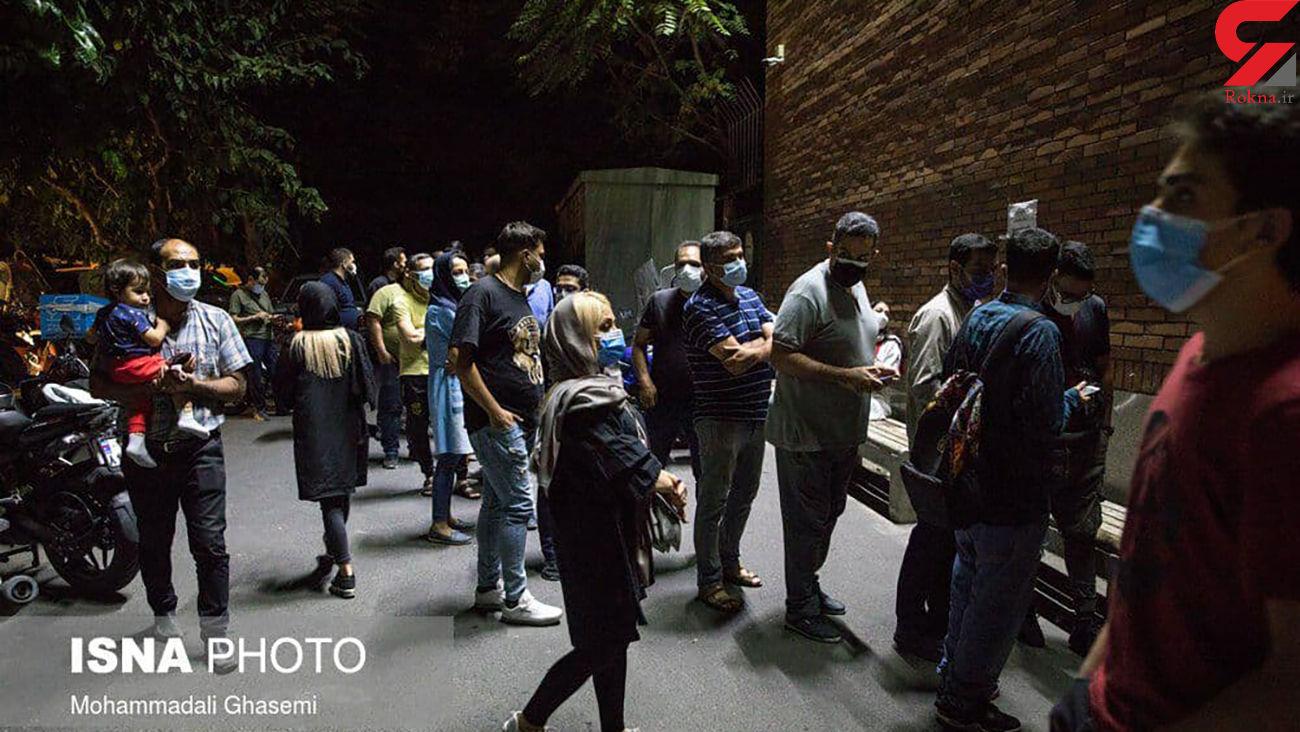 آغاز واکسیناسیون شبانه روزی در تهران