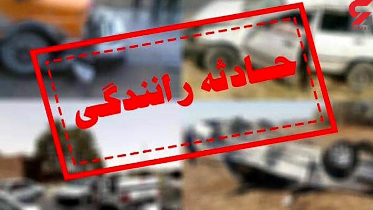 سکته مرگبار زن تهرانی از ترس تصادف در بزرگراه