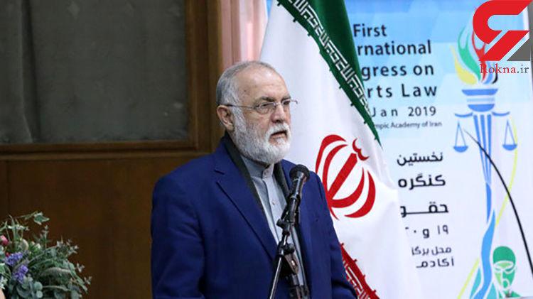 شاهرخ شهنازی دبیر کمیته المپیک ایران بازداشت شد + عکس