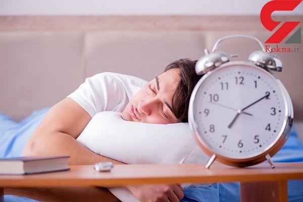 چگونه هنگام خواب وزن کم کنیم/لاغر بمانید!