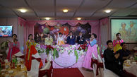 جنجال تصاویر جشن عروسی لاکچری در کره شمالی