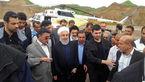 رئیسجمهور: مسئولیت بازسازی مناطق سیلزده به وزیر کشور واگذار شد/ قول میدهم که دولت کنار مردم سیلزده خواهد بود
