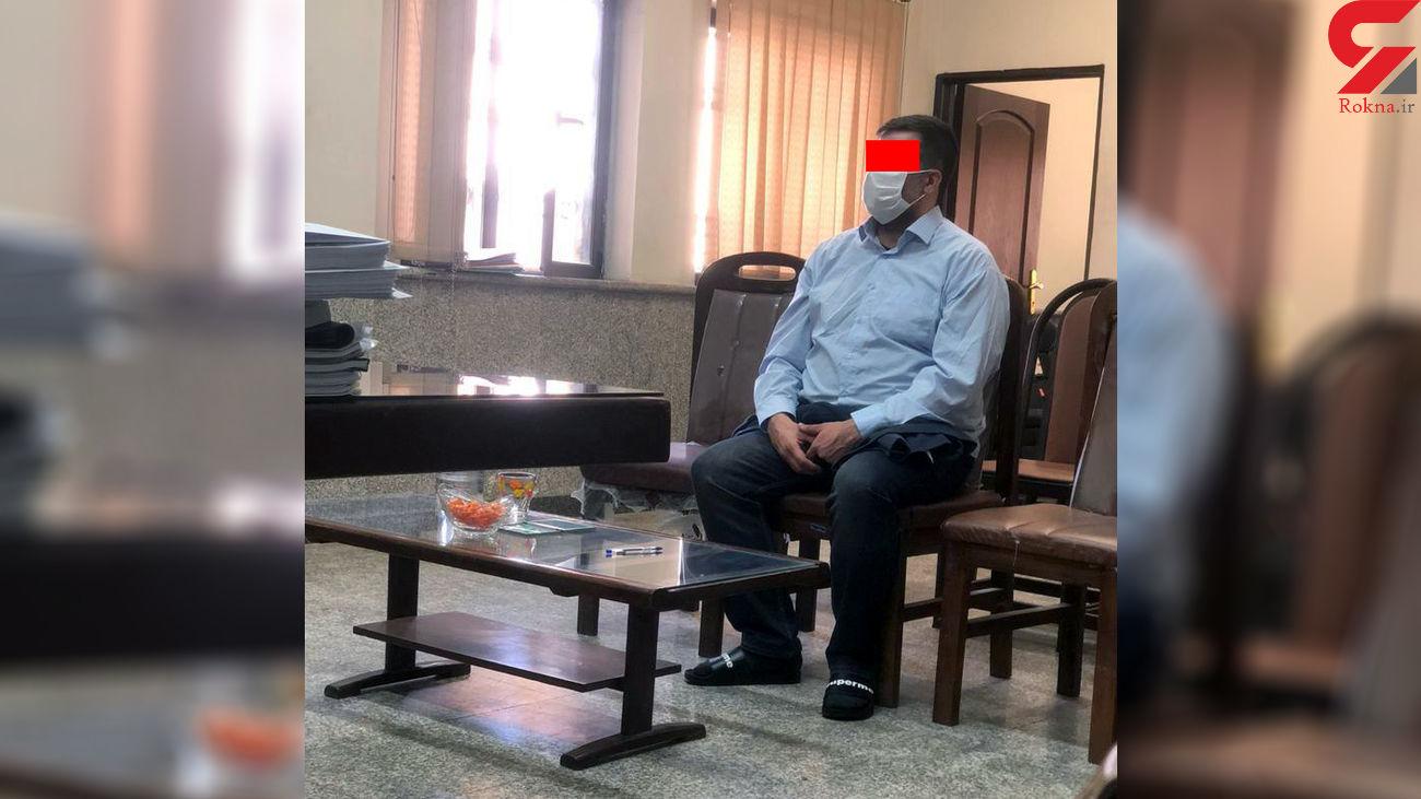 زندانی حبس ابدی به خاطر قتل وحشیانه زن تهرانی بازداشت شد + عکس امروز از متهم