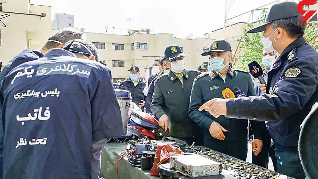 فروش روغنهای تقلبی خارجی / 4 مرد دستگیر شدند
