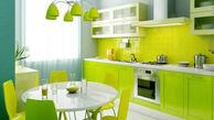تابوشکنی در انتخاب رنگ دکوراسیون آشپزخانه